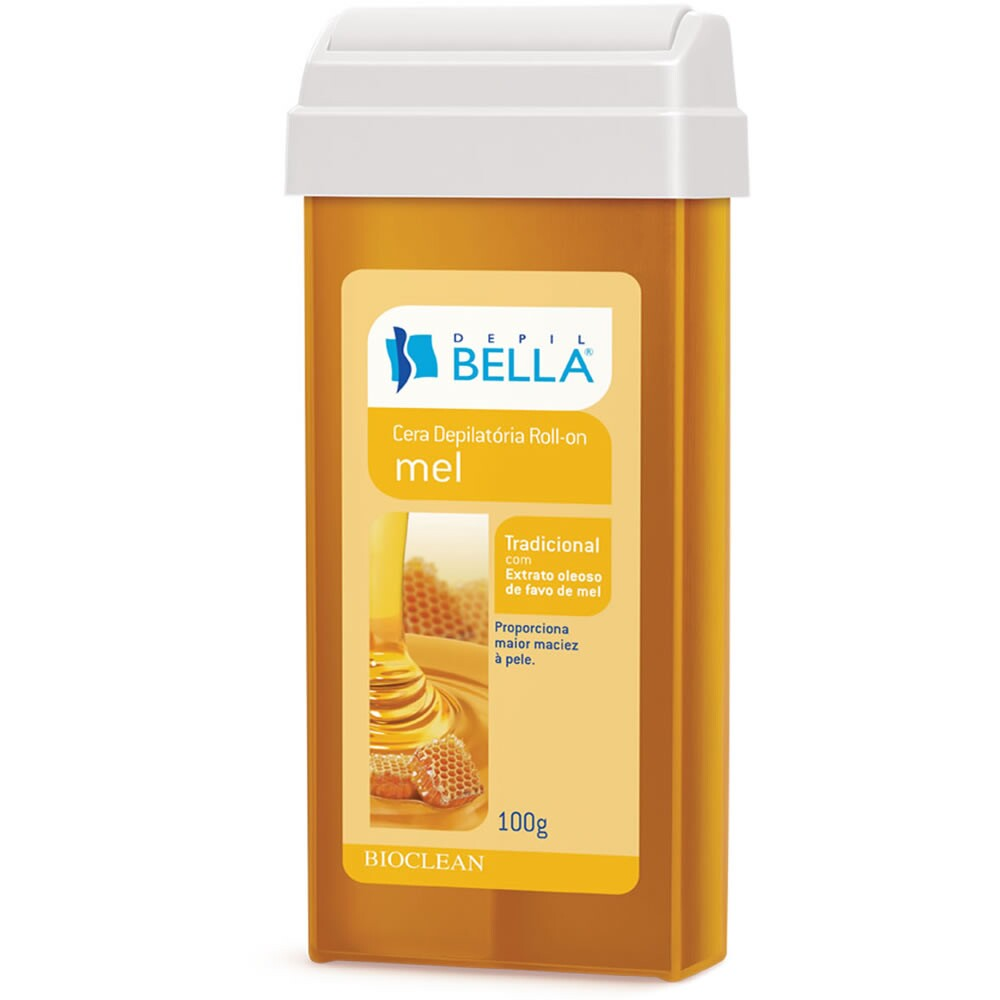 Refil Roll-On Depil Bella Mel - 100g