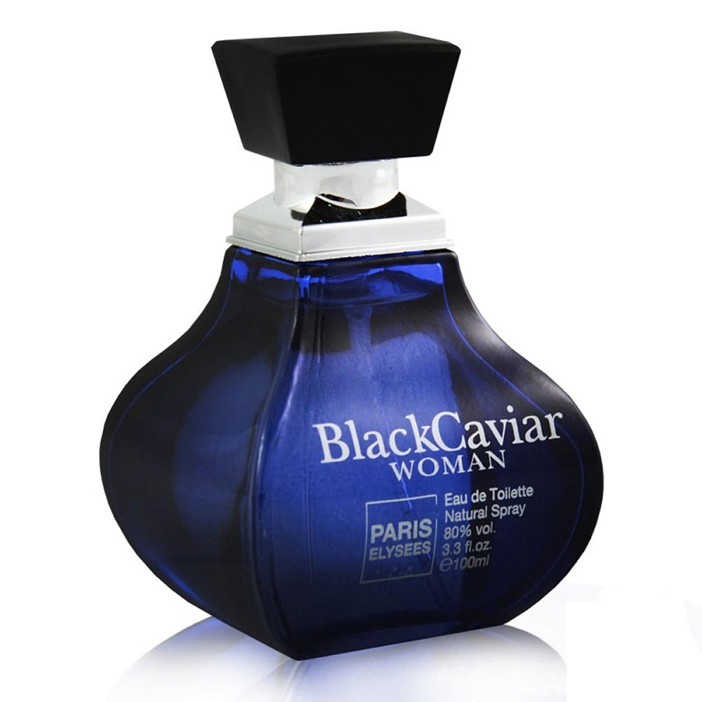 Perfume Feminino Paris Elysees Black Caviar - 100ml
