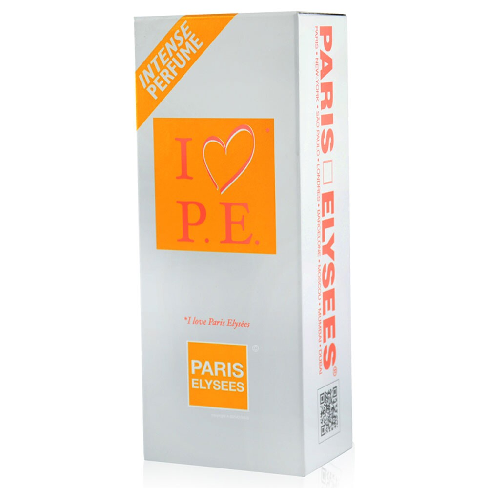 Perfume Feminino Paris Elysees I Love Paris Elysees - 100ml