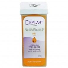 Refil Roll-On Depilart Mel - 100g