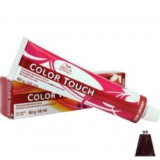 Tonalizante Wella Color Touch 5.5 Castanho Claro Acaju - 60ml