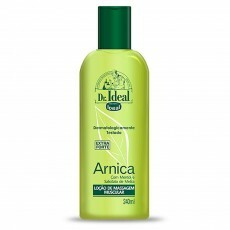 Loção Para Massagem Muscular Ideal Arnica Extra Forte - 240ml