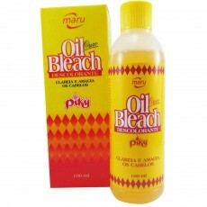 Oil Bleach Piky Descolorante Maru - 100ml