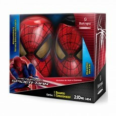 Kit Spider-Man Extratos de Açaí e Guaraná - 250ml