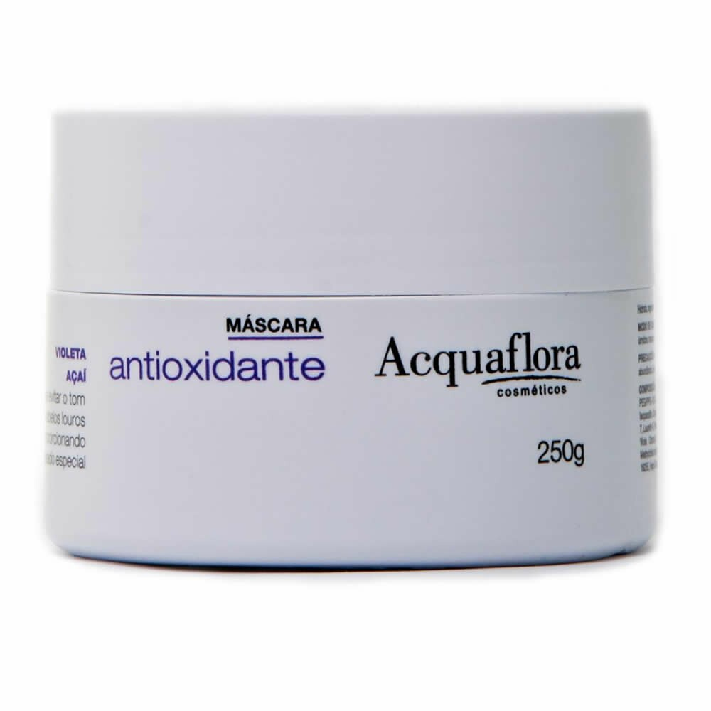 Máscara Acquaflora Antioxidante - 250ml