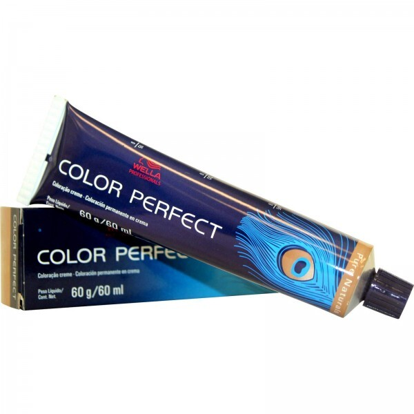 Tintura Wella Color Perfect 5.0 Castanho Claro - 60ml