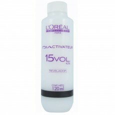 Emulsão Revelador LOreal Paris Richesse 15 Vol - 120ml