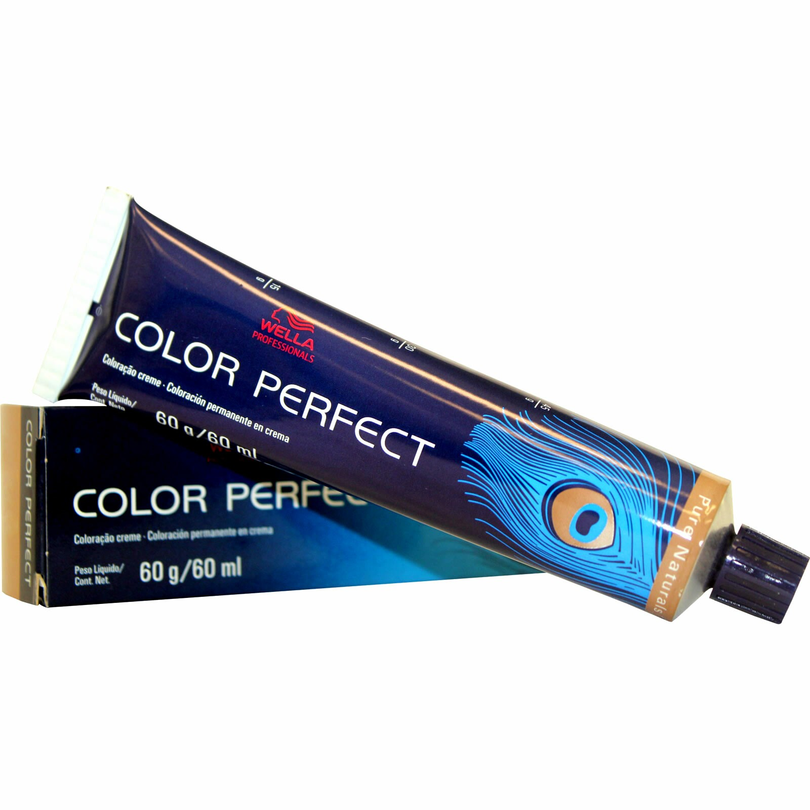 Tintura Wella Color Perfect 10.0 Louro Clarissimo - 60ml