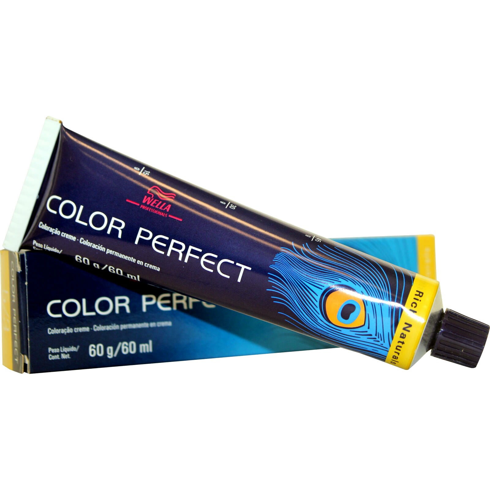 Tintura Wella Color Perfect 10.1 Louro Clarissimo Acinzentado - 60ml