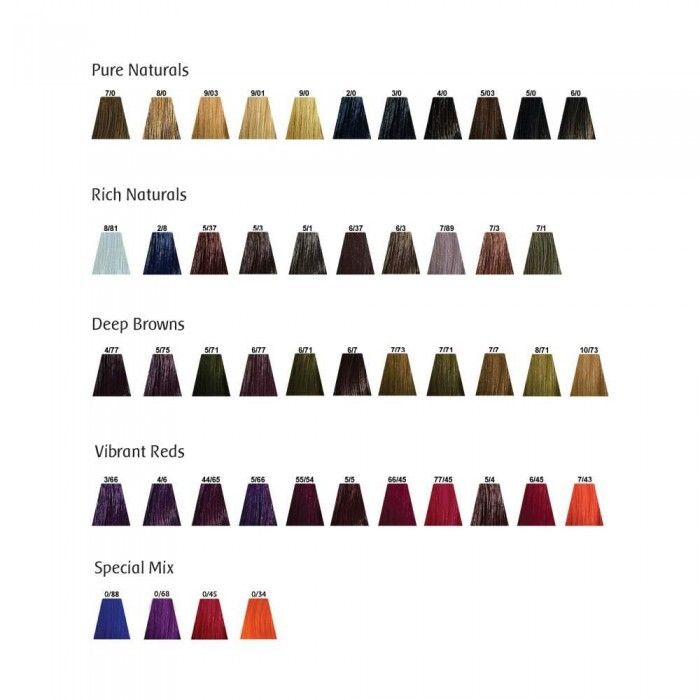 Tonalizante Wella Color Touch 2.0 Preto - 60ml