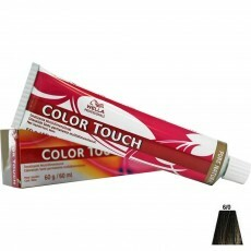 Tonalizante Wella Color Touch 6.0 Louro Escuro - 60ml