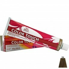 Tonalizante Wella Color Touch 7.0 Louro Médio - 60ml