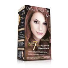 Tintura Beauty Color Kit 6.66 Vermelho Intenso
