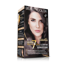 Tintura Beauty Color Kit 4.0 Castanho Natural