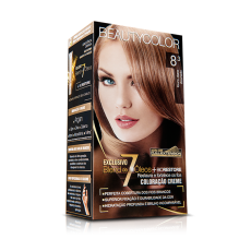 Tintura Beauty Color Kit 8.3 Louro Claro Dourado
