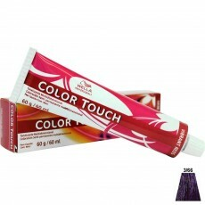 Tonalizante Wella Color Touch 3.66 Castanho Escuro Violeta Intenso - 60ml