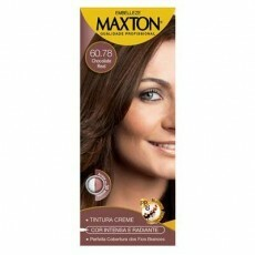 Tintura Creme Maxton Kit Prático 60.78 Chocolate Real