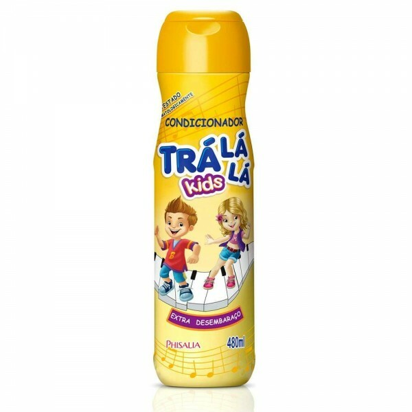 Condicionador Trá Lá Lá Kids Musical Sem Embaraço - 480ml