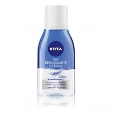 Demaquilante Bifásico Facial Nivea - 125ml