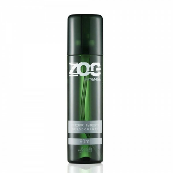 Desodorante For Men Ventury Zog Intense - 90ml