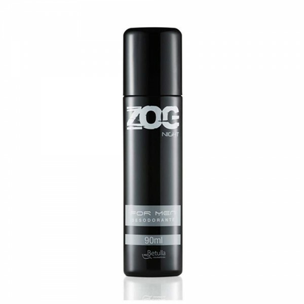 Desodorante For Men Ventury Zog Night - 90ml