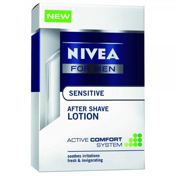 Bálsamo Pos-Barba Nivea For Men Sensivite - 100ml