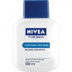 Bálsamo Pos-Barba Hidratante Nivea For Men - 100ml