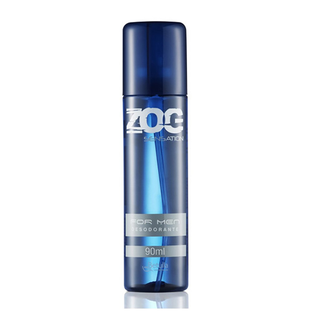 Desodorante Spray Zog For Men Sensation - 90ml