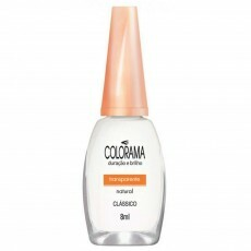 Esmalte Colorama Clássico Natural - 8ml
