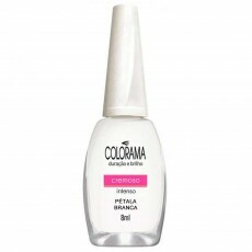 Esmalte Colorama Pétala Branca - 8ml