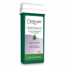 Refil Roll-On Depilart Algas Marinhas - 100g