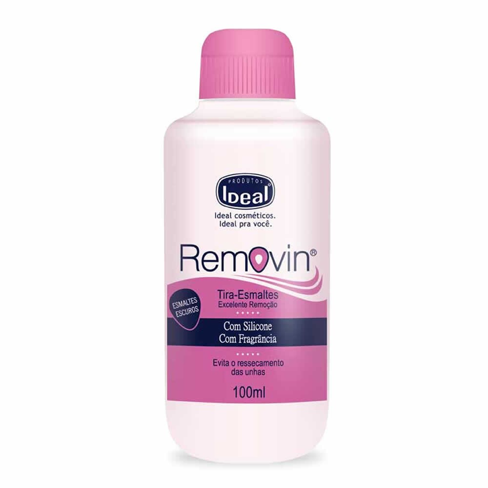 Tira Esmaltes Ideal Removin - 100ml