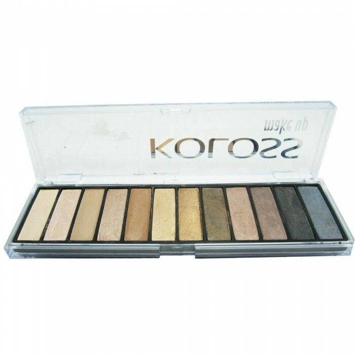 Paleta de Sombras Koloss No. 2 - Powerful