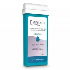Refil Roll-On Depilart Azuleno - 100g