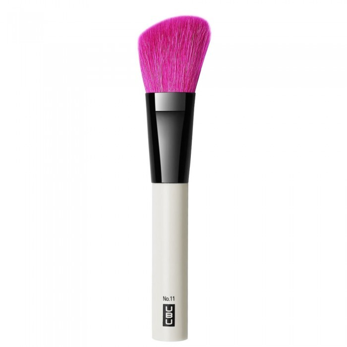 Pincel Chanfrado para Blush UBU Berry Blush No. 11