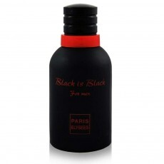 Perfume Masculino Paris Elysees Black is Black - 100ml