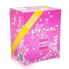 Perfume Feminino Paris Elysees Pink - 100ml