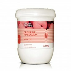 Creme de Massagem Dagua Natural Apricot - 650g
