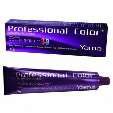 Coloração Creme Yama Professional Color System 3D - 2011 Super Clareador Cinza