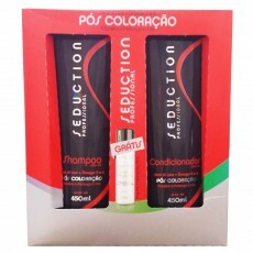 Kit de Tratamento Seduction Pós Coloração