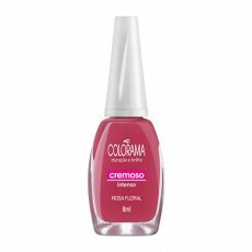 Esmalte Colorama Rosa Floral - 8ml