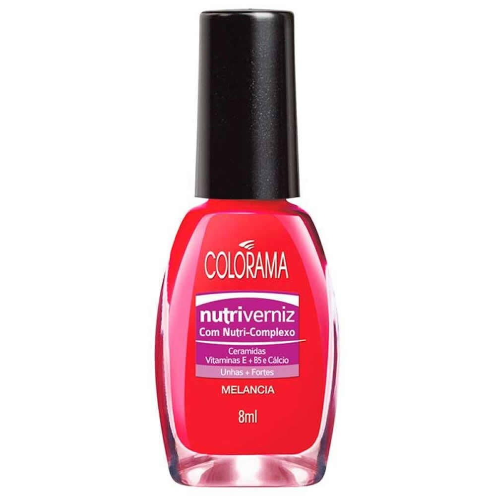 Esmalte Colorama Melancia - 8ml