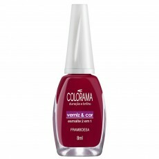 Esmalte Colorama Framboesa - 8ml