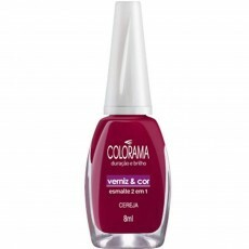 Esmalte Colorama Cereja - 8ml