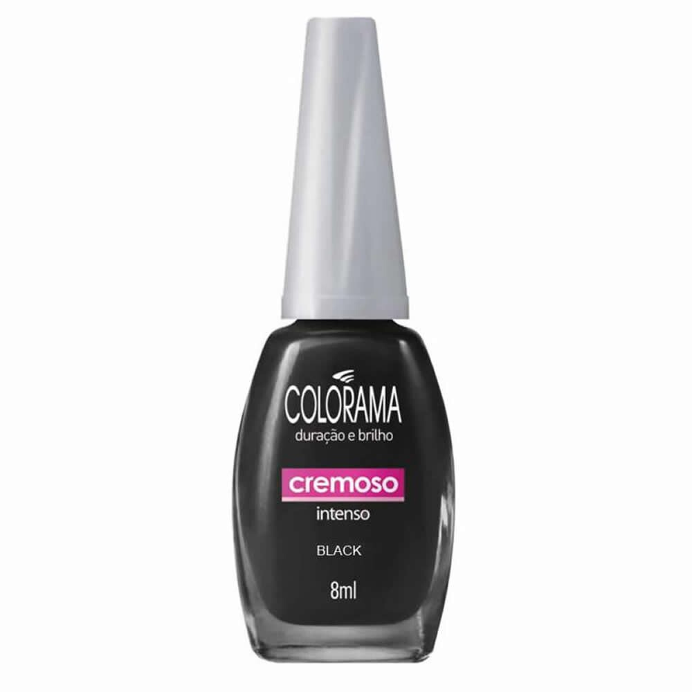 Esmalte Colorama Black - 8ml