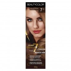 Tintura Individual Beauty Color 7.3 Louro Natural Dourado