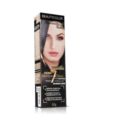 Tintura Individual Beauty Color 2.11 Preto Azulado