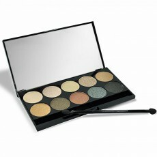 Paleta de Sombras Shine Oceane Make Me Party