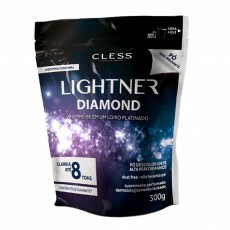 Pó Descolorante Rápido Lightner Diamond Dust Free - 300g