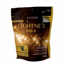 Pó Descolorante Rápido Lightner Gold Dust Free - 300g
